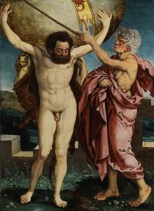 ヘラクレスとアトラス