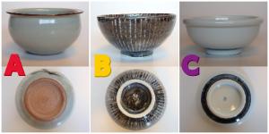 陶器と磁器