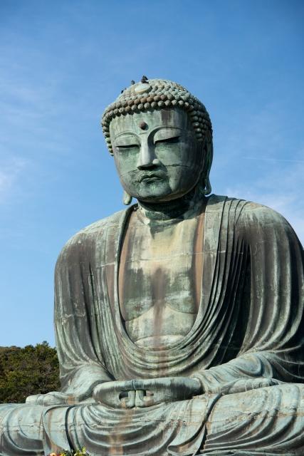鎌倉高徳院「阿弥陀如来」通称:鎌倉大仏