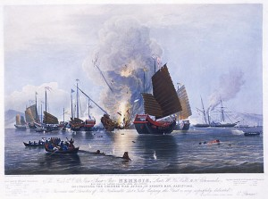 512px-Destroying_Chinese_war_junks,_by_E__Duncan_(1843)