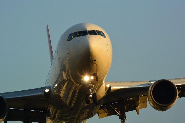 飛行機01
