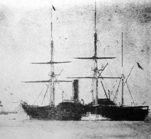 サスケハナ 1853/1854年来航
